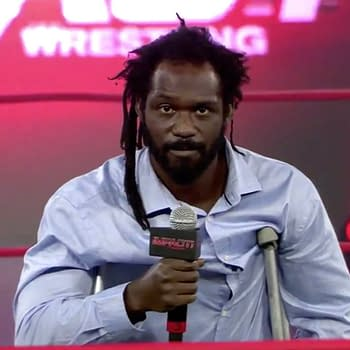 Impact Wrestling 8/4/2020 Report Part 2: The Agony of Rich Swann
