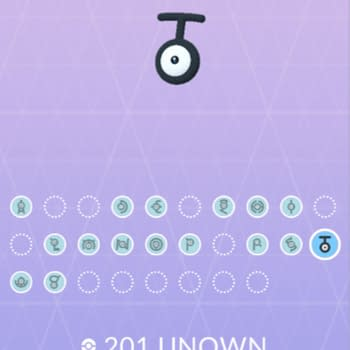 Unown Raids Are In Pokémon GO But Is Shiny Unown Worth Hunting