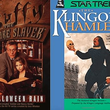 In Defense of Licensed Novels: Why Media Tie-In Books Matter Too