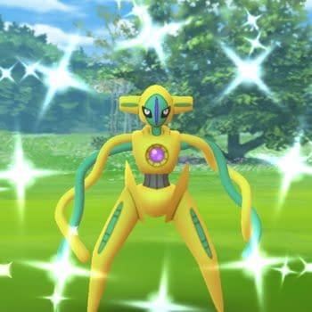 Deoxys Raid Hour: Last Chance to Catch Shiny Deoxys in Pokémon GO