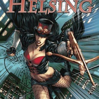 Van Helsing & Cinderella Annuals Lead Zenescope's November Solicits