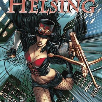 Van Helsing &#038 Cinderella Annuals Lead Zenescopes November Solicits