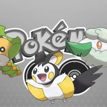 Sewaddle, Cottonee, Emolga Enter Pokémon GO for Unova Week