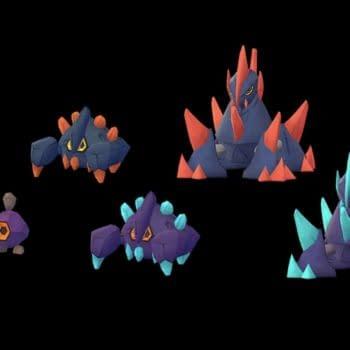 Shiny Roggenrola Arrives in Pokémon GO for Ultra Unlock: Unova Week