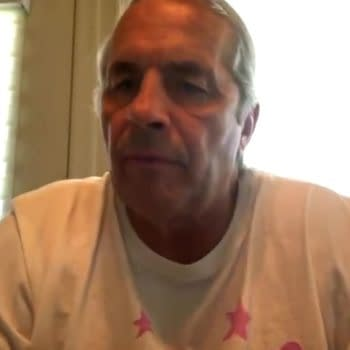 Bret Hart appears on WWE's The Bump podcast to talk about SummerSlam.