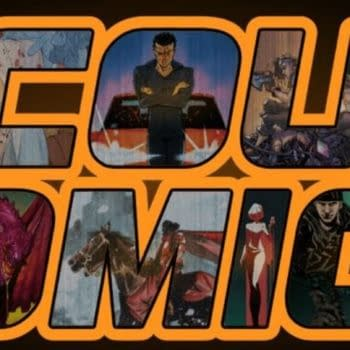 Scout Comics Enters Deal with CBSN, Comic Book Shopping Network