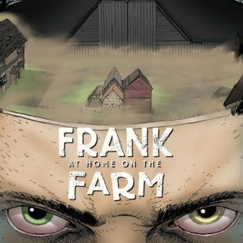 The Shining Meets Twin Peaks in Scout's Frank At Home On The Farm