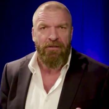 WWE executive Triple H knows the stock market is all about The Game.