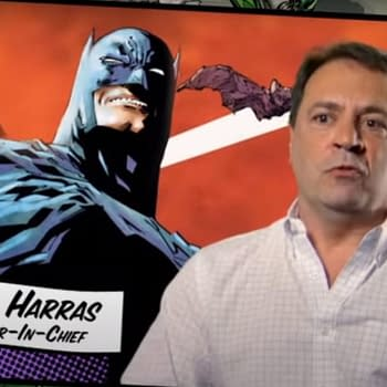 Bob Harras DC Comics Editor-In-Chief Quits Early Heads Home