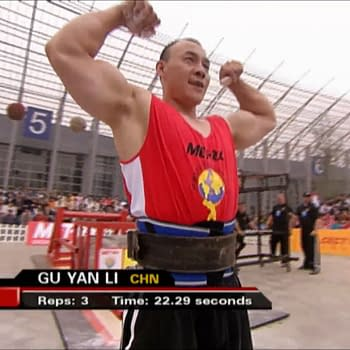 Why On Earth Was The World's Strongest Man Held In Chengdu, China?