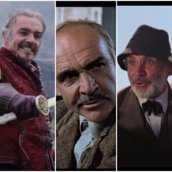 Time Bandits, Highlander, Best Sean Connery Roles Not James Bond