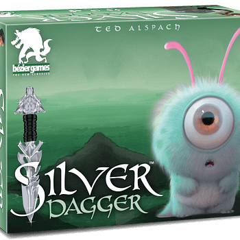 Silver Dagger A New Game By Bezier Games Unveiled For October
