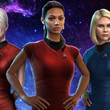 Star Trek: Fleet Command Officially Comes To Mobile
