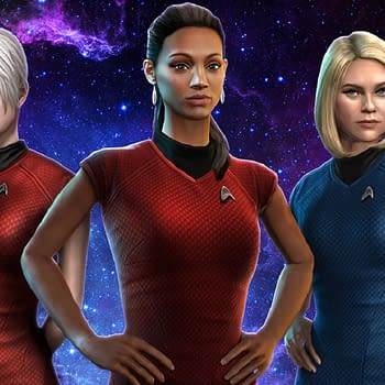 Star Trek: Fleet Command Officially Brings In Every Universe