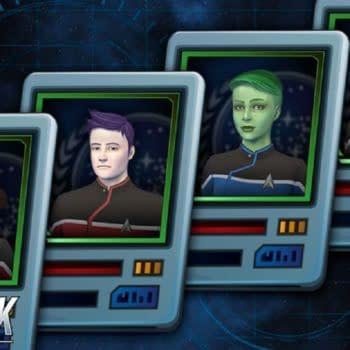 Star Trek Online Releases Collaboration With Star Trek: Lower Decks