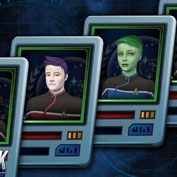 Star Trek Online Releases Collaboration With Star Trek: Lower Decks