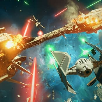Star Wars: Squadrons Gets A New Single-Player Video
