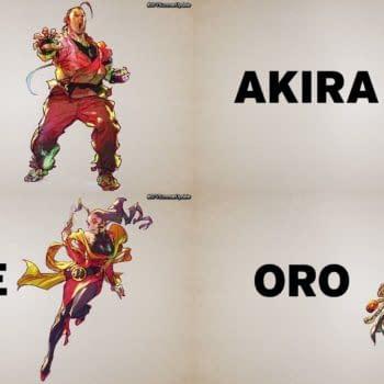 Capcom Reveals The Next Set Of Street Fighter V DLC Characters