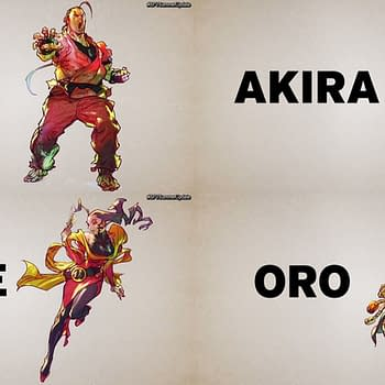 Capcom Reveals The Next Set Of Street Fighter V DLC Characters