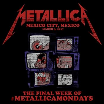 The Final Metallica Mondays Show Airs Tonight But Still Donate