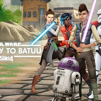 The Sims 4 Reveals Star Wars: Journey To Batuu Game Pack