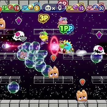 Taito Announces Bubble Bobble & Space Invaders Console Titles