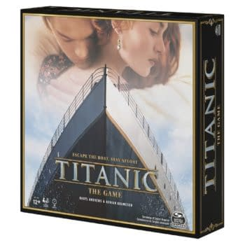 Someone Made A Board Game Based On 1997's Titanic