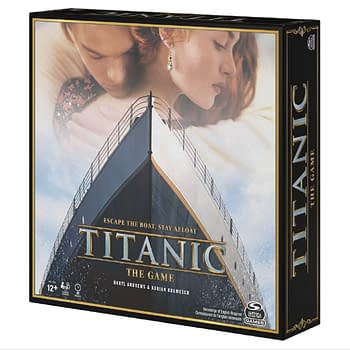 Someone Made A Board Game Based On 1997s Titanic