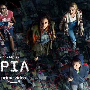 Utopia Official Trailer: Humanitys Survival Lies Within Its Pages
