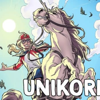 Scout Comics' New Title Unikorn Set for Feature Adaptation at Armory
