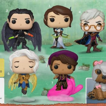 Critical Role Vox Machina Gets Their Own Funko Pop Wave