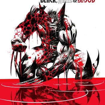 Chris Claremont Returns To Wolverine: Black White And Blood