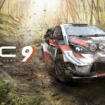 WRC 9 Makes A Series Return To Japan With New Tracks