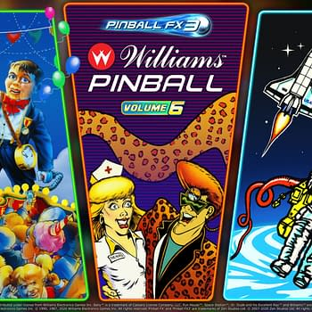 Zen Studios Announces Williams Pinball: Volume 6