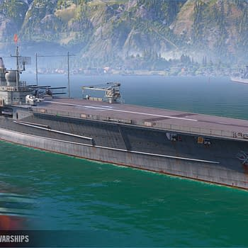 World Of Warships Adds German Aircraft Carriers In Latest Update
