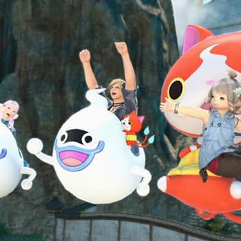 Yo-Kai Watch Collaboration Comes To Final Fantasy XIV Online