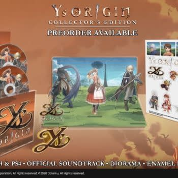 Ys Origin Is Getting A Special Collector's Edition