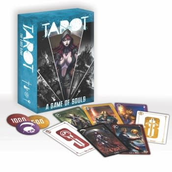 Zenescope Expands Into Card Games With Tarot: A Game of Souls