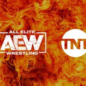 The official logo for AEW Dynamite on TNT