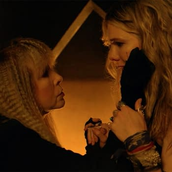 AHS: Stevie Nicks &#8211 COVID-19 Response A Real American Horror Story
