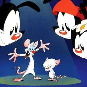 Animaniacs: Yakko Wakko Dot Pinky &#038 The Brain Have Something to Say