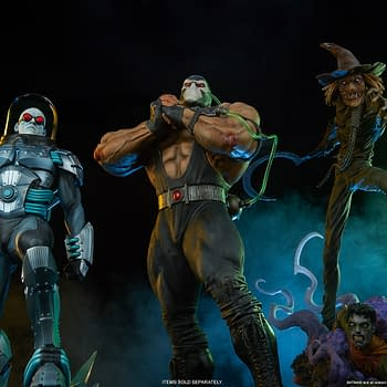 Bane is Ready to Break Gotham With New Sideshow Statue