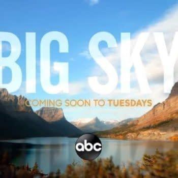 A teaser for Big Sky (Image: ABC)