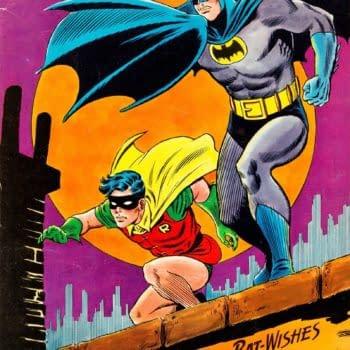 How Was Batman Saved From Cancellation? Arlen Schumer Tells All