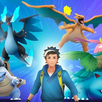 Mega Raid Event Is Now Live In Pokémon GO For One Week