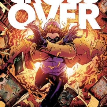 LEAK: Ryan Stegman's Crossover Cover For Donny Cates and Geoff Shaw