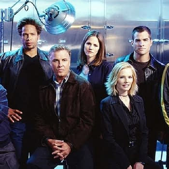 CSI: Vegas: William Petersen Jorja Fox Eyeing CBS Sequel Event Series