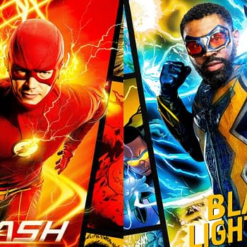 The Flash Season 7 Look Lindelof/Watchmen &#038 More: DC FanDome TV Sched