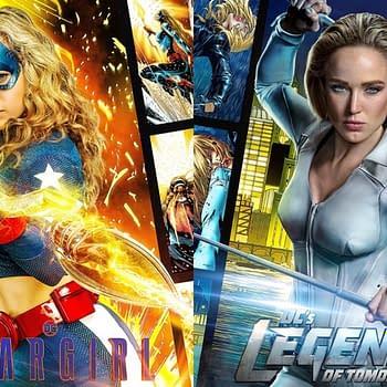 Stargirl White Canary Get Their Turn Jim Lee Designs DCs Trinity