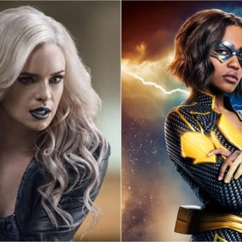 Arrowverse (Image: The CW)